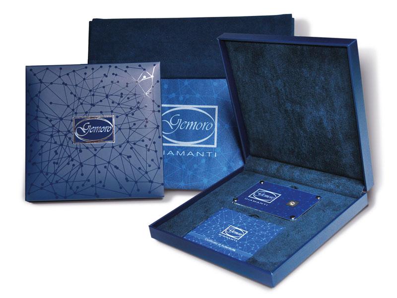 GEMORO - Packaging diamanti