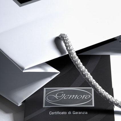 GEMORO: certificato fotografico di ogni articolo completamente personalizzabile con il logo del negozio venditore